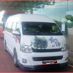 mini bus airport services