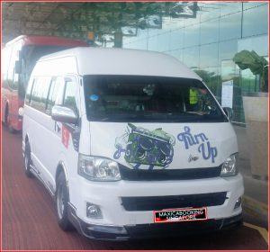 mini bus airport services