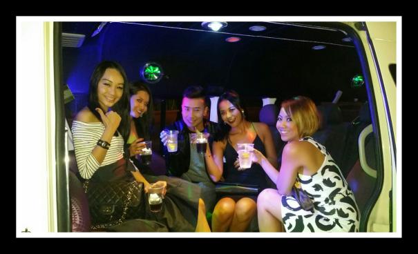 Singapore Party Bus City Transfers