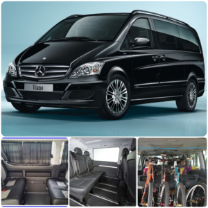 Maxicab 7 seater Booking