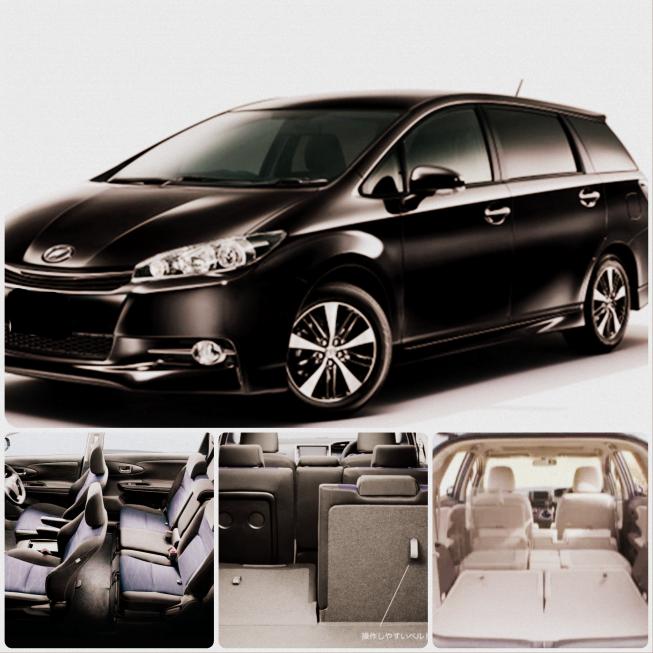 Book 4 seater maxi taxi