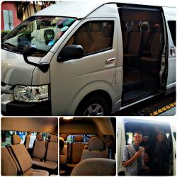 singapore minibus 13 seater