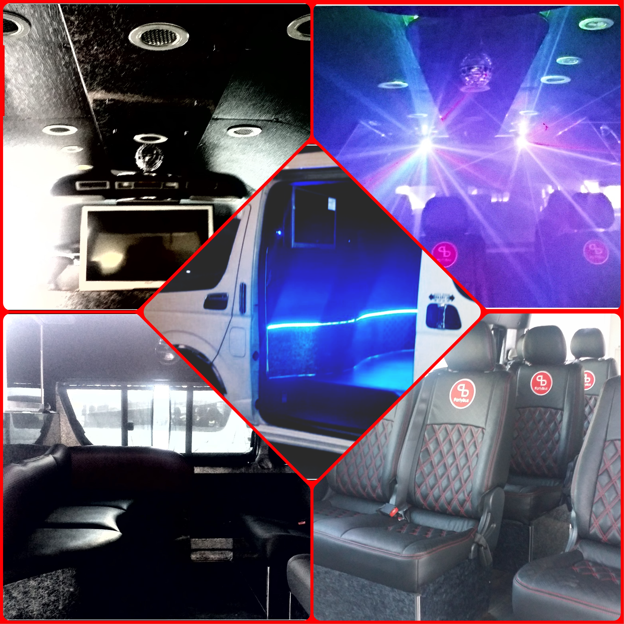 Minibus Charter For F1 Race 2016: Prep Up For An SG Tour