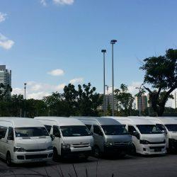 singapore Mini bus 13 seater hotline