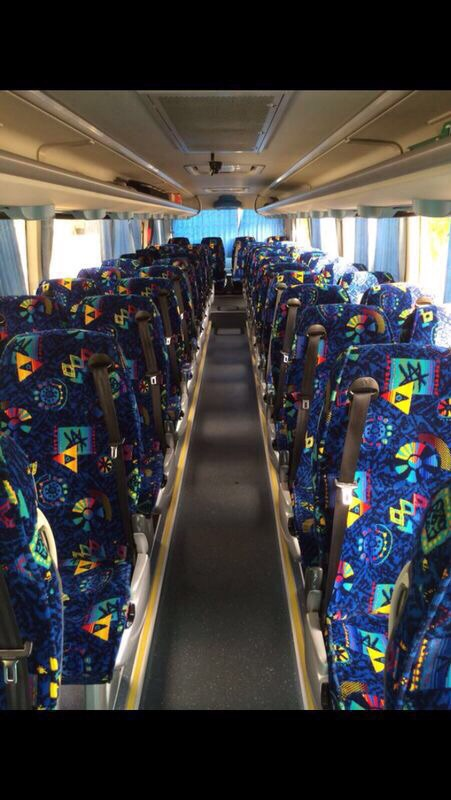 singapore coach bus services