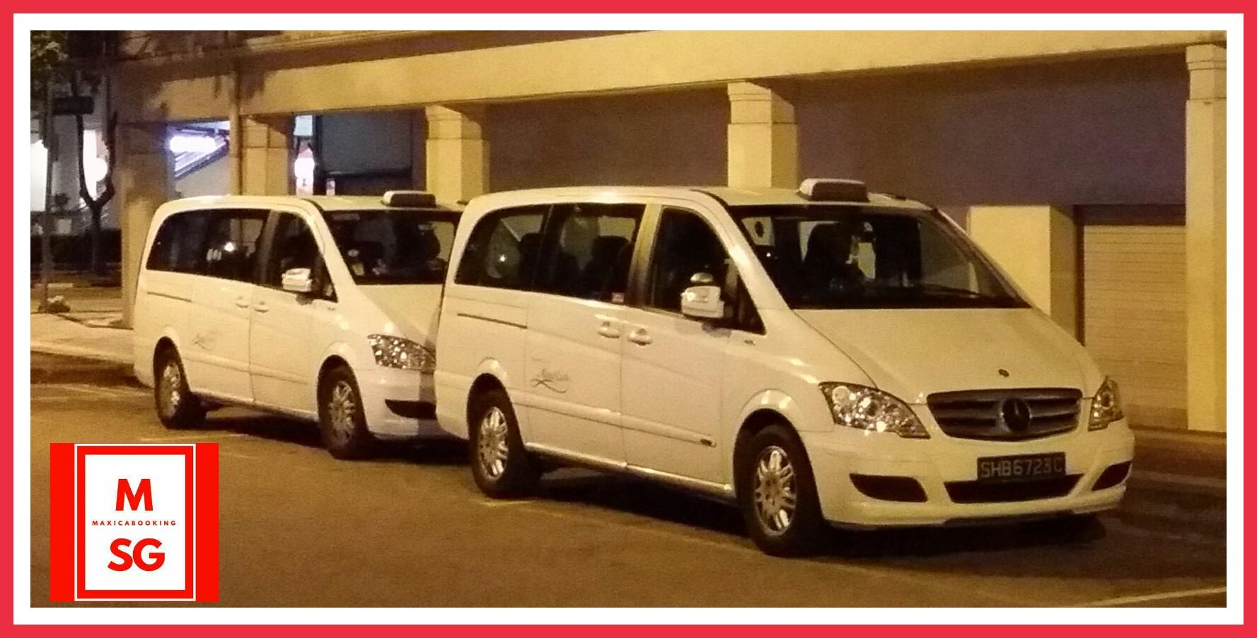 maxi taxisingapore booking