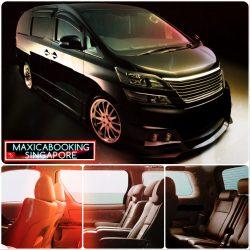 singapore maxi cab 6 seater