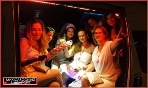 Book party b us for hens party