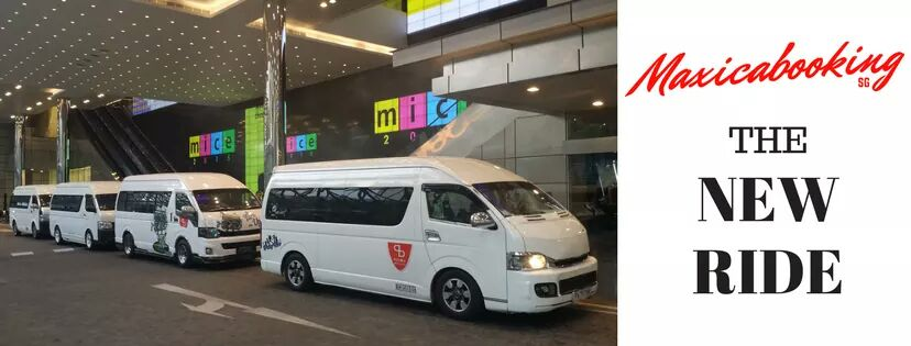 Singapore Maxi Cab Hotline