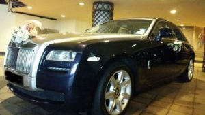 limousine service for weddings