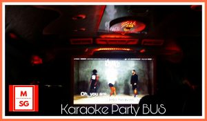Party BUS with Karaoke